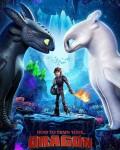 دانلود دوبله فارسی انیمیشن How to Train Your Dragon: The Hidden World 2019