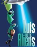 دانلود انیمیشن Luis & the Aliens 2018 با دوبله فارسی