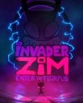 دانلود انیمیشن Invader ZIM: Enter the Florpus 2019 با دوبله فارسی