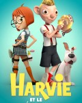 دانلود انیمیشن Harvie and the Magic Museum 2017 با دوبله فارسی