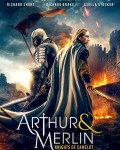 دانلود فیلم Arthur & Merlin: Knights of Camelot 2020