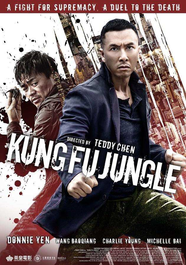 Kung-Fu-Jungle