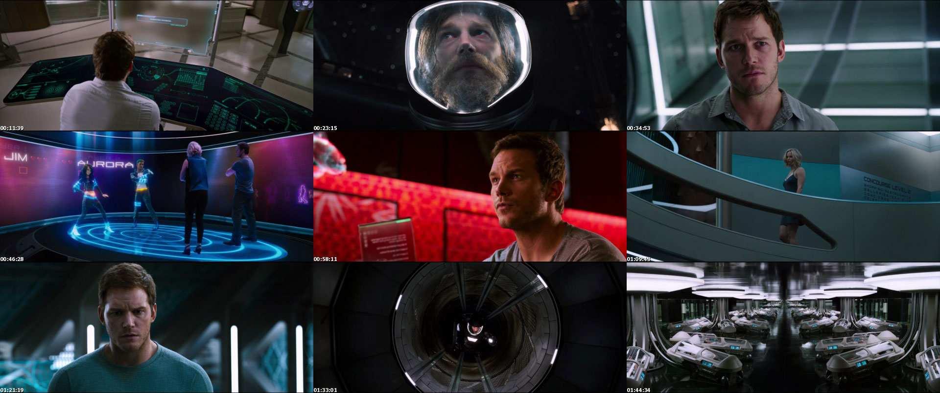 دانلود فيلم passengers 2016