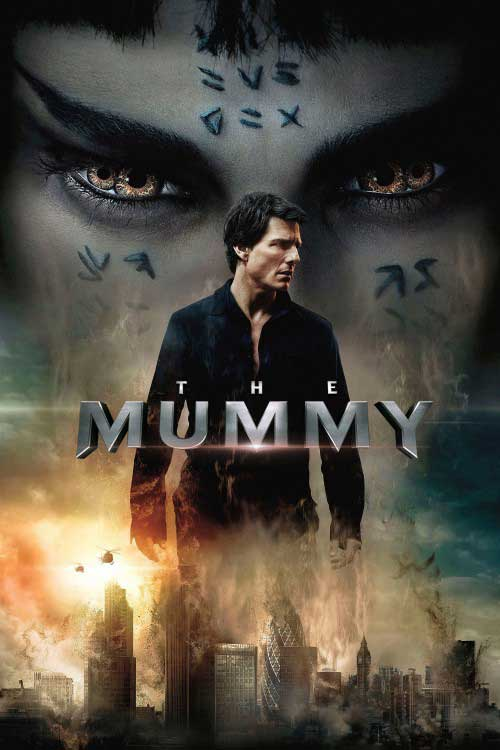 MOVIE: The Mummy (2017)