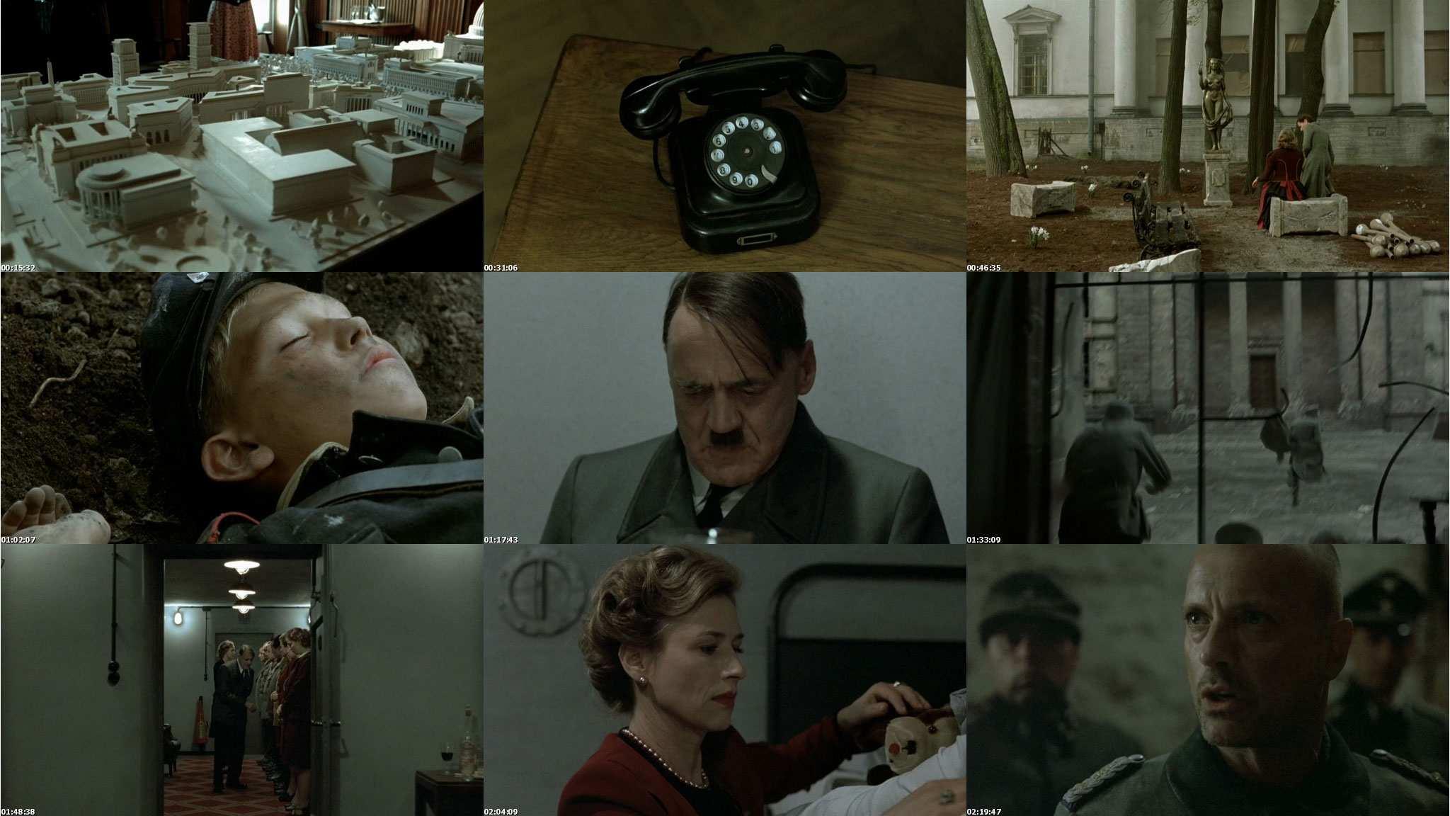 تصاویری از فیلم سقوط