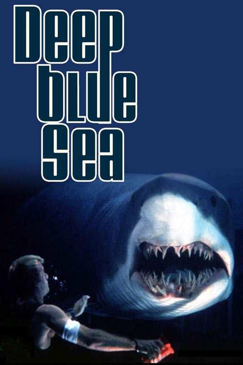 دانلود فیلم Deep Blue Sea 1999 با دوبله فارسی