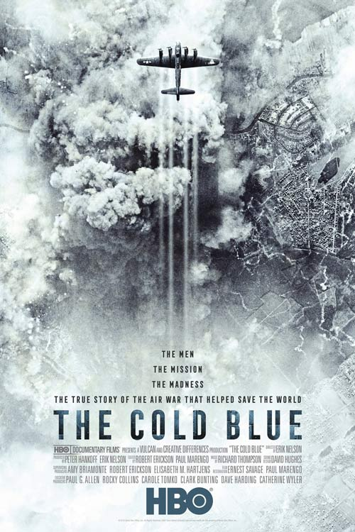 مستندThe Cold Blue 2018