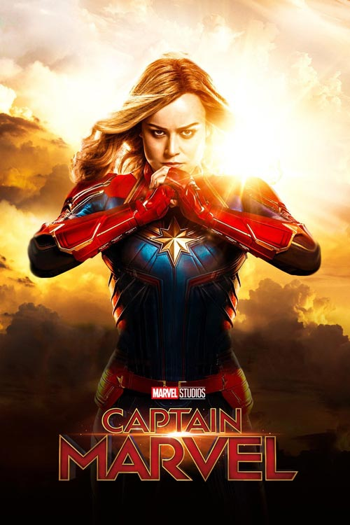 فیلم Captain Marvel 2019