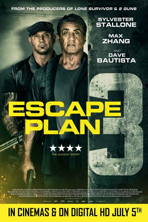 فیلم Escape Plan: The Extractors 2019