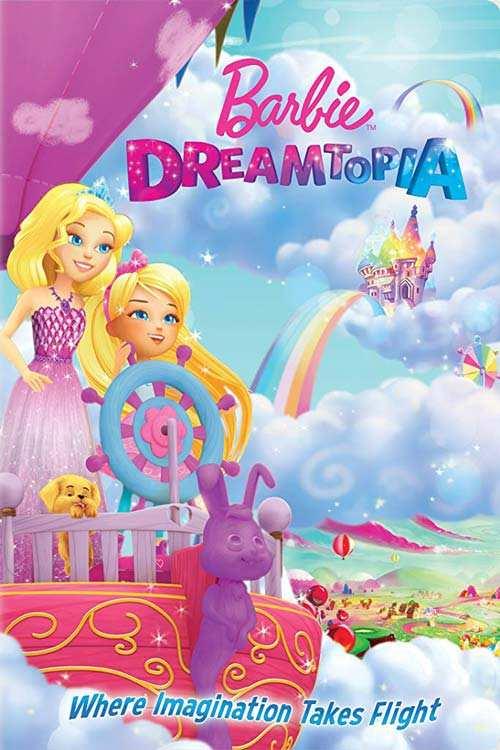 انیمیشن Barbie Dreamtopia: Festival of Fun 2017