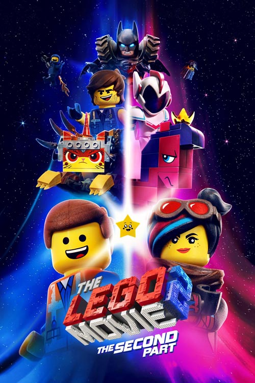 انیمیشن The Lego Movie 2: The Second Part 2019