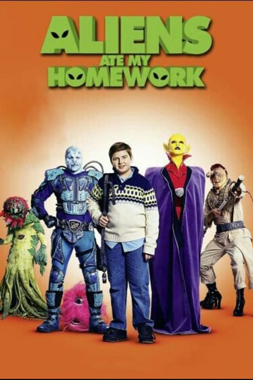 فیلم Aliens Ate My Homework 2018