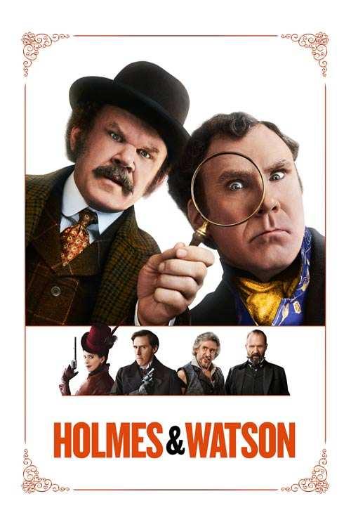 فیلم Holmes & Watson 2018