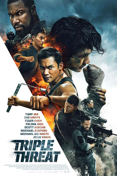 فیلم Triple Threat 2019