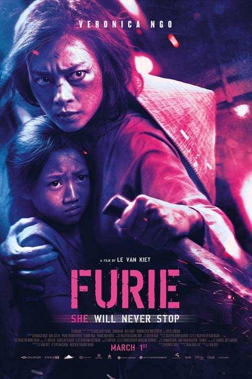 فیلم Furie 2019