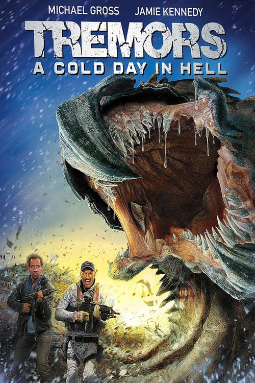 فیلم Tremors: A Cold Day in Hell 2018