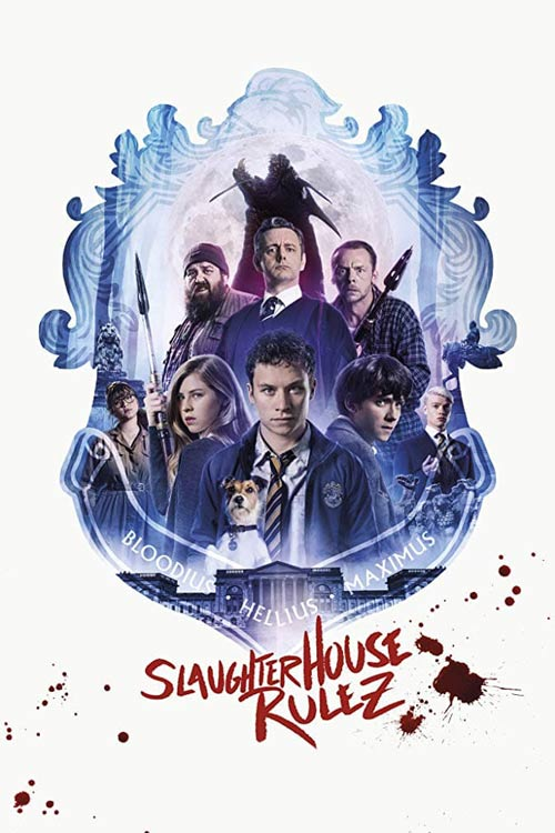 فیلم Slaughterhouse Rulez 2018