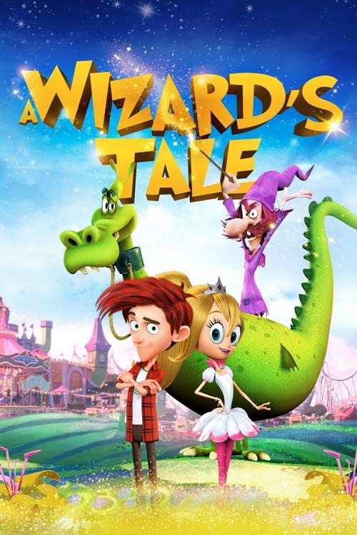انیمیشن A Wizard's Tale 2018