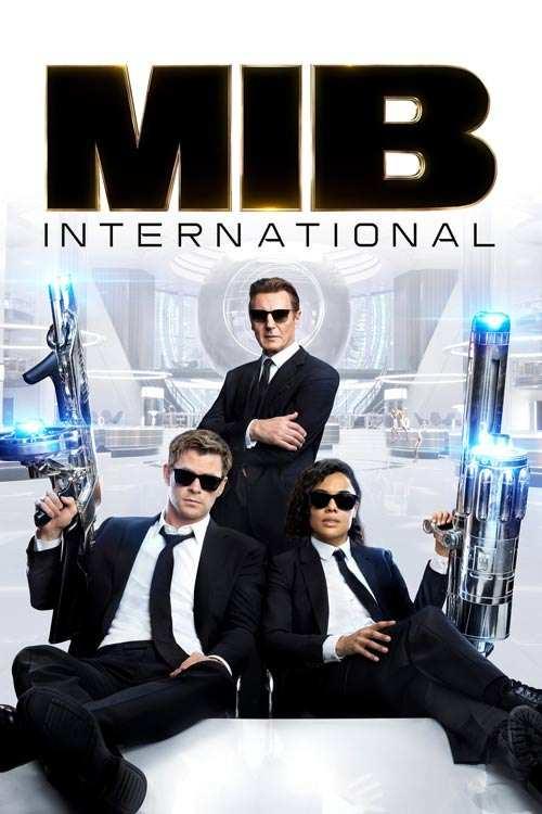 فیلم Men in Black: International 2019