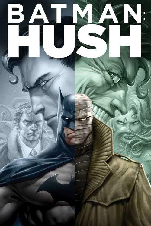 انیمیشن Batman: Hush 2019