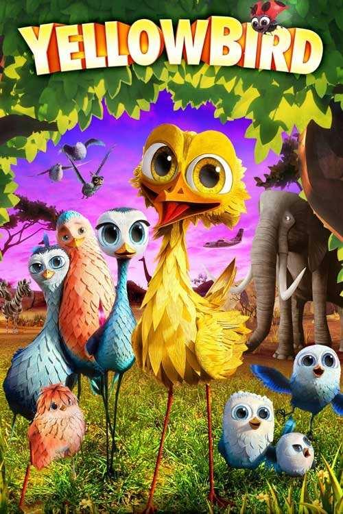 انیمیشن Yellowbird 2014