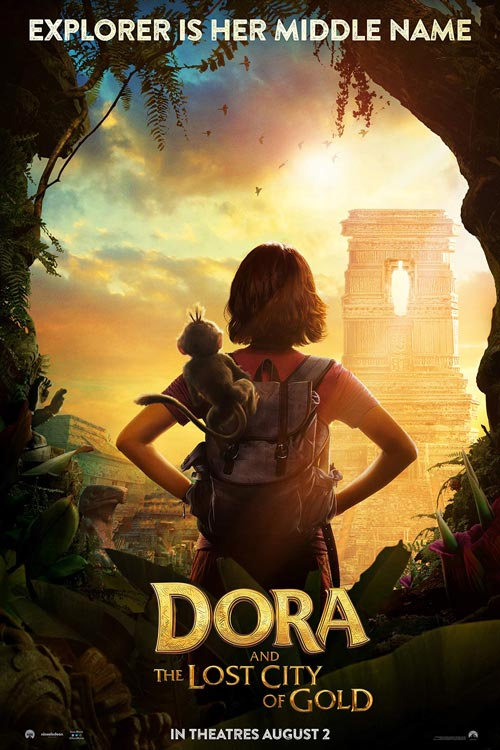 فیلم Dora and the Lost City of Gold 2019