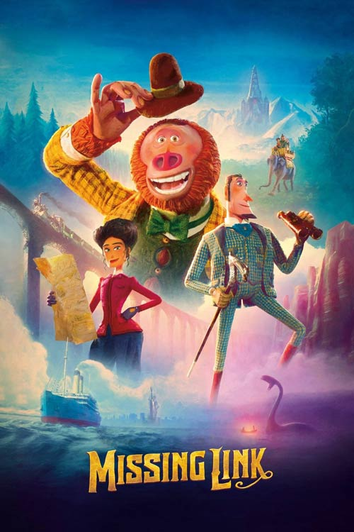 انیمیشن Missing Link 2019