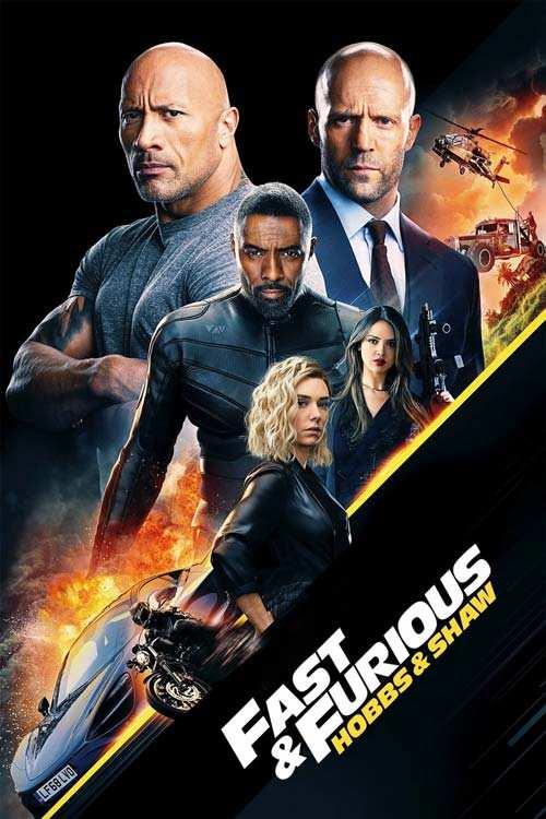 فیلم Fast & Furious Presents: Hobbs & Shaw 2019