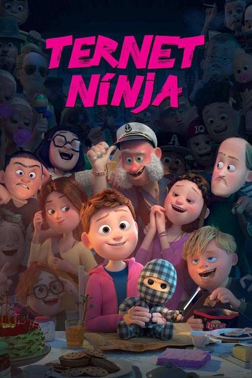 انیمیشن Checkered Ninja 2018