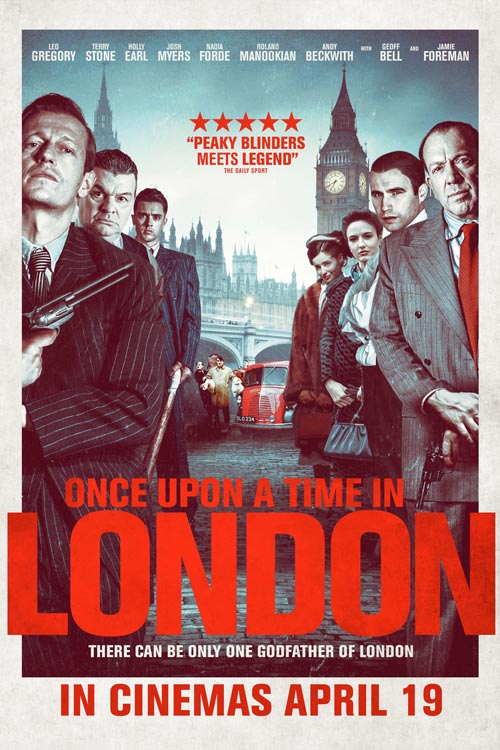 فیلم Once Upon a Time in London 2019