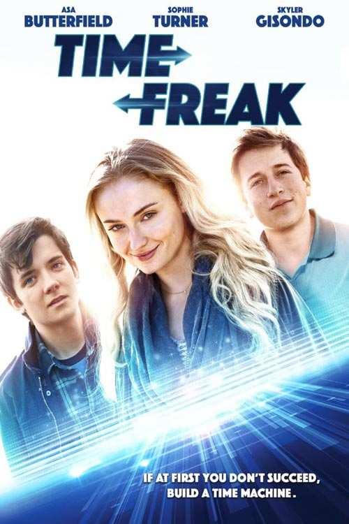 فیلم Time Freak 2018