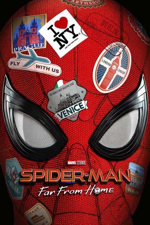 دانلود فيلم Spider-Man: Far From Home 2019