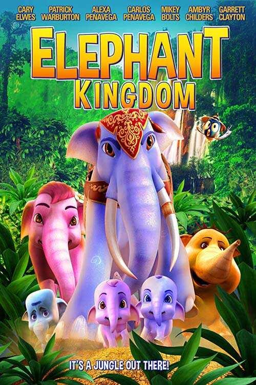 دانلود انیمیشن Elephant Kingdom 2016 با دوبله فارسی