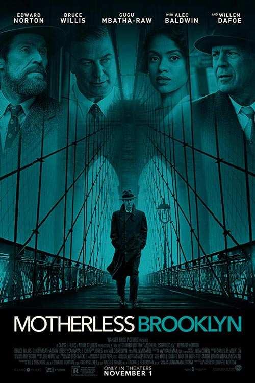 دانلود فیلم Motherless Brooklyn 2019 با لینک مستقیم |دانلود فیلم جدید