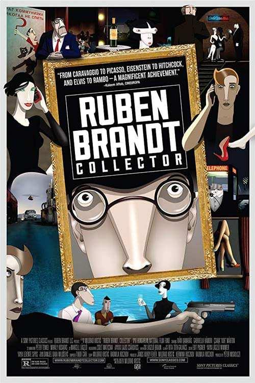 دانلود انیمیشن Ruben Brandt, Collector 2018 با لینک مستقیم |دانلود انیمیشن جدید