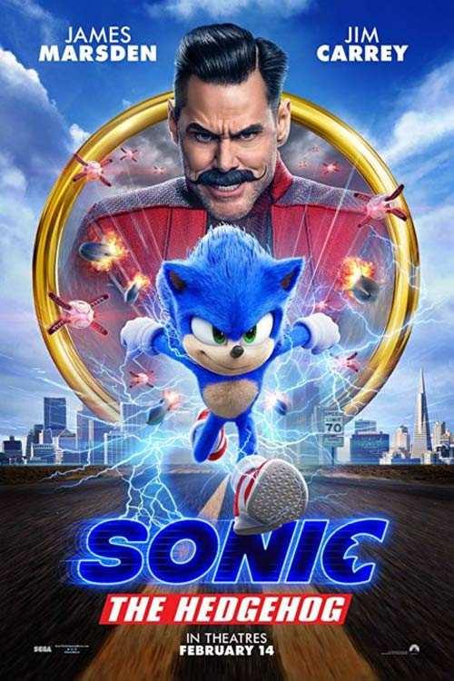 دانلود فیلم Sonic the Hedgehog 2020 با لینک مستقیم |دانلود فیلم جدید