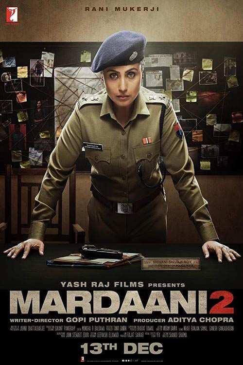 دانلود فیلم Mardaani 2 2019 با لینک مستقیم |دانلود فیلم جدید