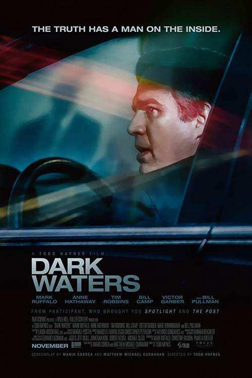 دانلود فیلم Dark Waters 2019 با لینک مستقیم |دانلود فیلم جدید