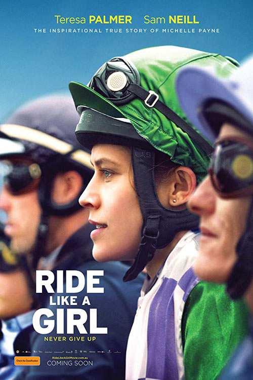 دانلود فیلم Ride Like a Girl 2019 با لینک مستقیم |دانلود فیلم جدید