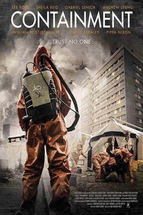 دانلود فیلم Containment 2015 با لینک مستقیم |دانلود فیلم جدید
