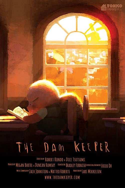 دانلود انیمیشن The Dam Keeper 2014 با لینک مستقیم  دانلود انیمیشن جدید