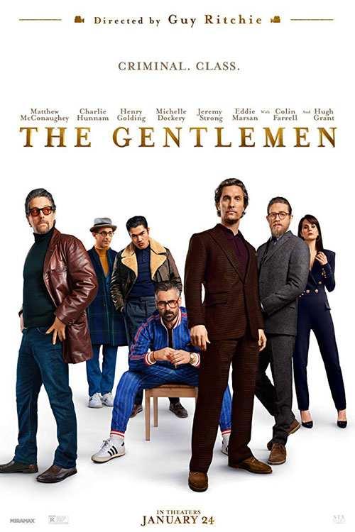 دانلود فیلم The Gentlemen 2019 با لینک مستقیم |دانلود فیلم جدید