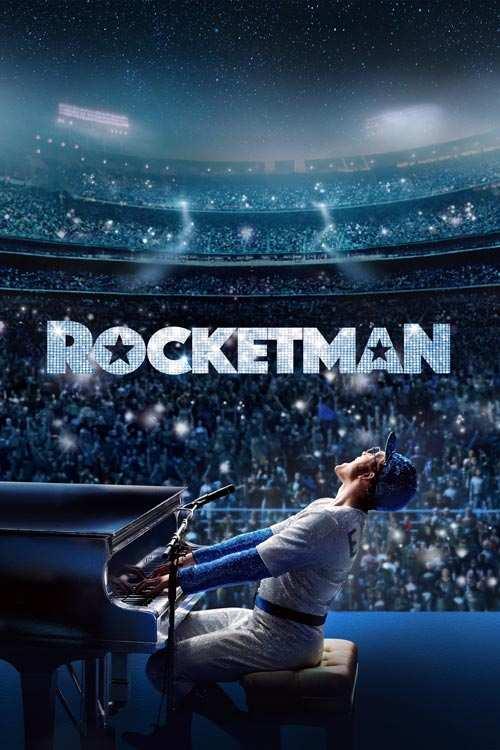 دانلود فیلم Rocketman 2019 با لینک مستقیم |دانلود فیلم جدید