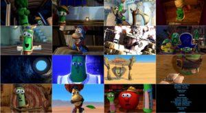 A VeggieTales Movie 2002 با لینک مستقیم |دانلود انیمیشن جدید