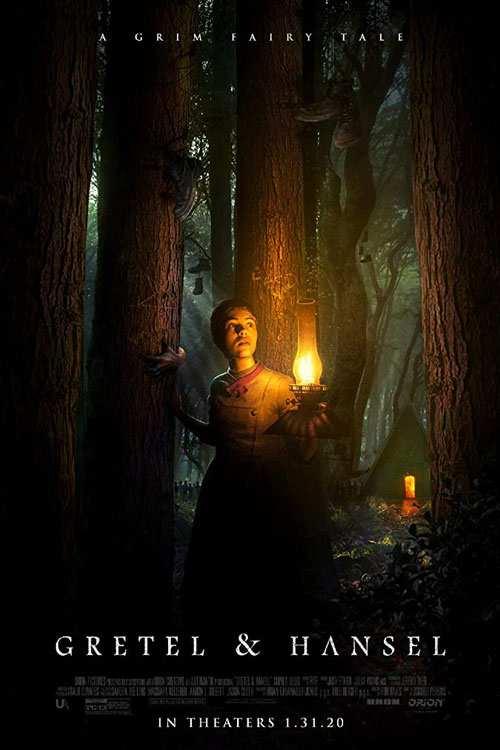 دانلود فیلم Gretel & Hansel 2020 با لینک مستقیم |دانلود فیلم جدید