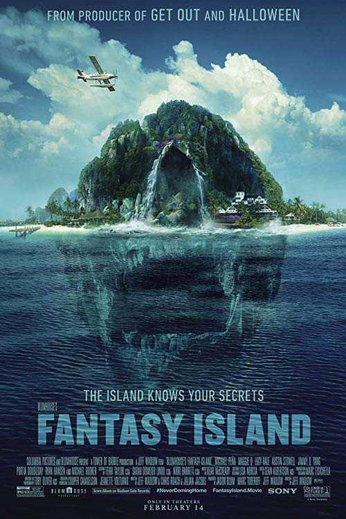 دانلود فیلم Fantasy Island 2020 با لینک مستقیم  دانلود فیلم جدید
