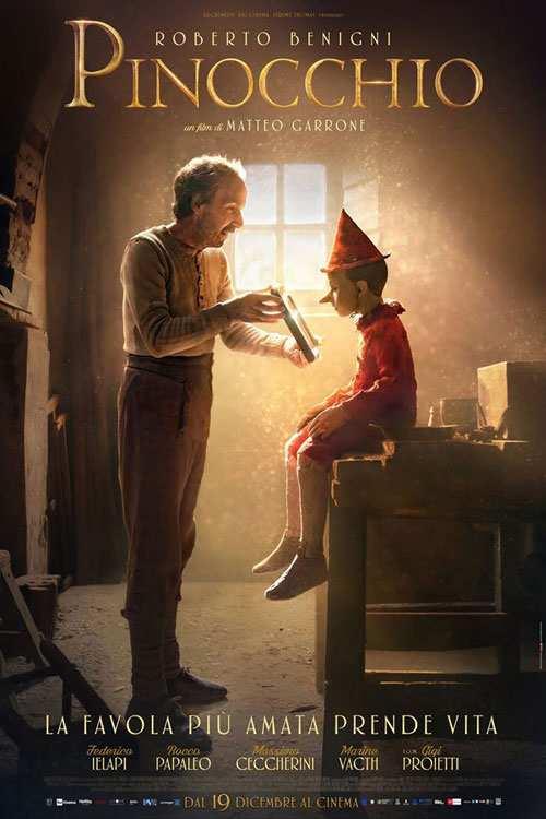 دانلود فیلم Pinocchio 2019 با لینک مستقیم  دانلود فیلم جدید