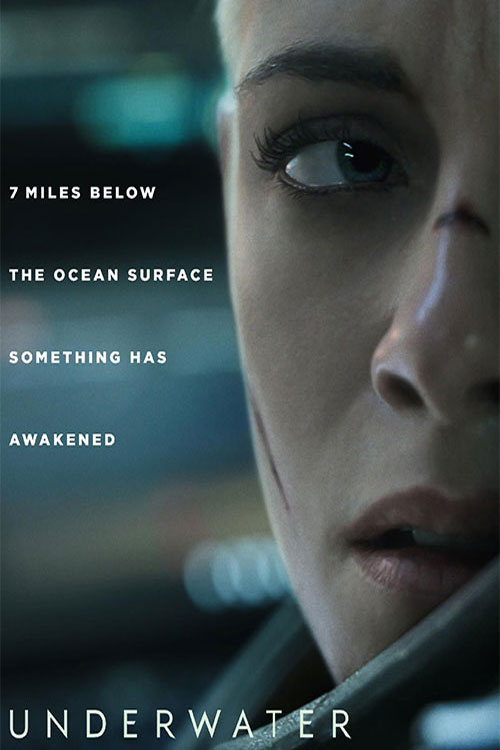 دانلود فیلم Underwater 2020 با لینک مستقیم |دانلود فیلم جدید