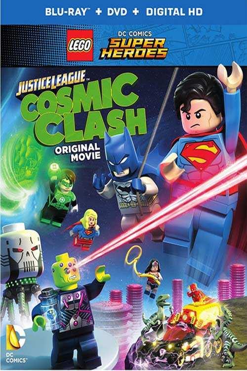 دانلود انیمیشن Lego DC Comics Super Heroes: Justice League