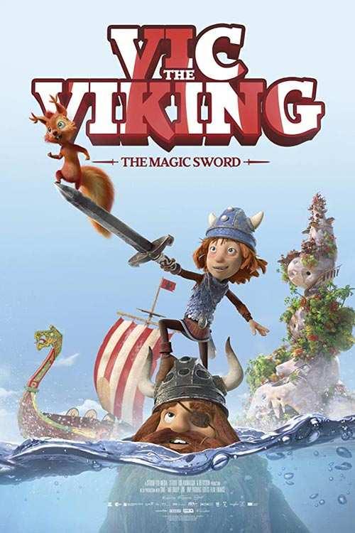 دانلود انیمیشن Vic the Viking and the Magic Sword 2019 با لینک مستقیم
